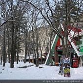 超有聖誕fu的小屋