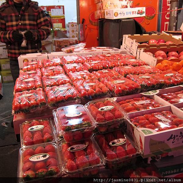 人蔘草莓們團照