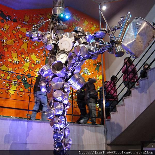 亂打機器人