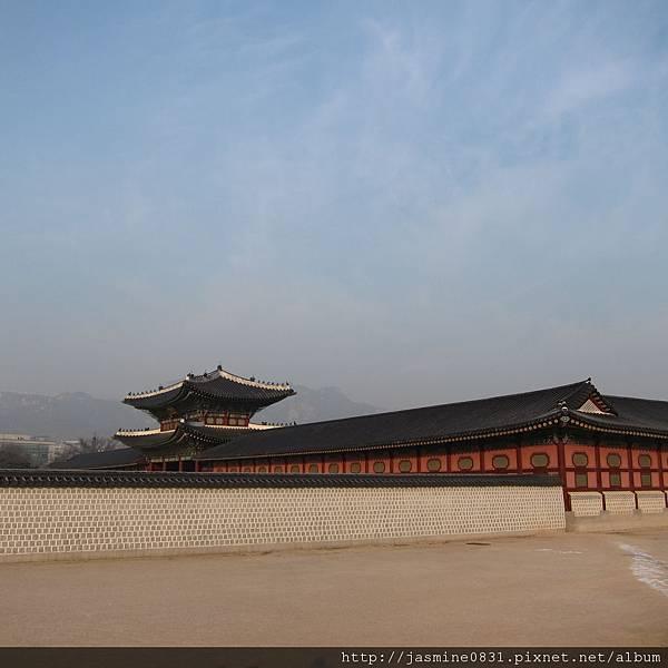 景福宮圍牆
