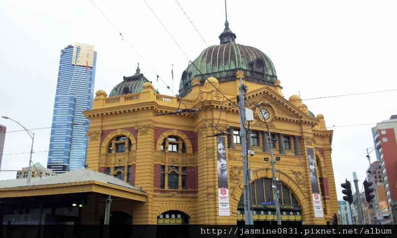 Classic Flinder Station