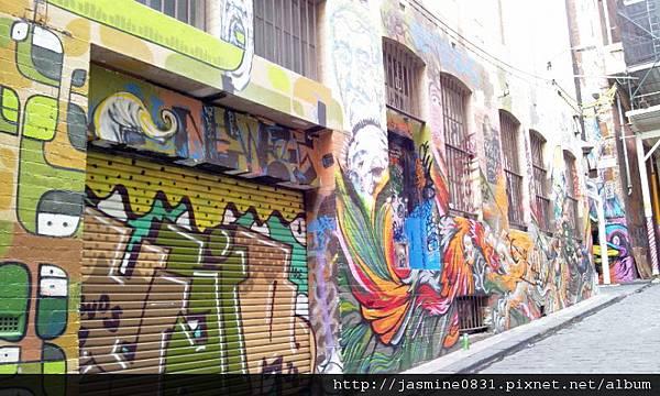 塗鴉牆 style 3
