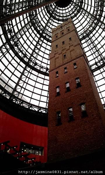 Melbourne Central 代表性建築