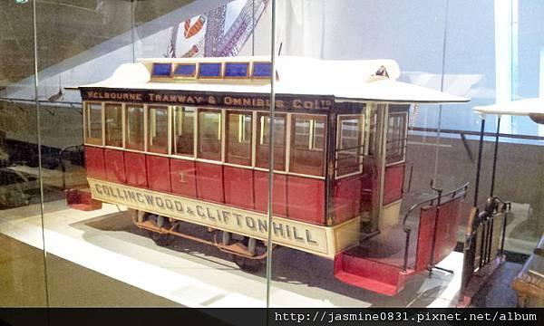 Circle tram 最原始的造型