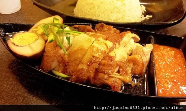 正宗蜜汁燒雞
