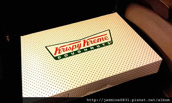 Krispy Kreme package