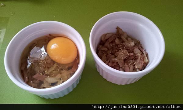 焗烤蛋盅 實驗過程
