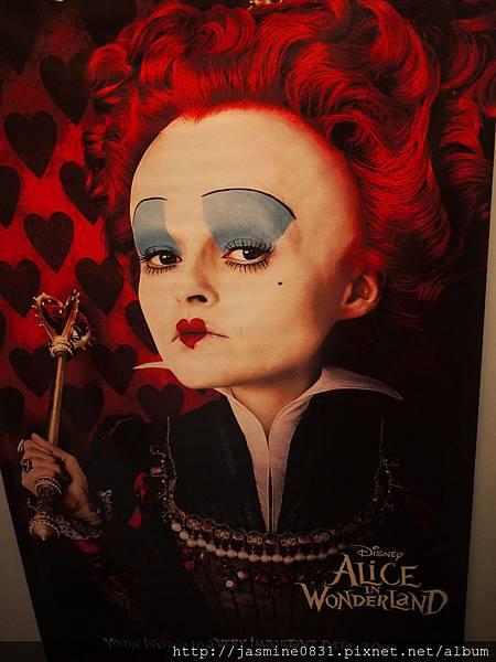 愛麗絲的紅心皇后