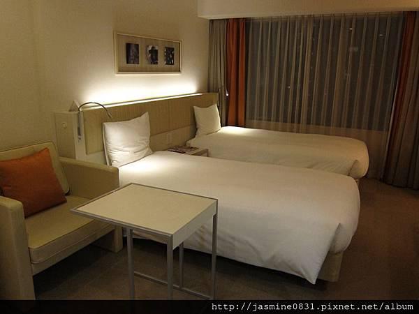 舒適溫馨的房間