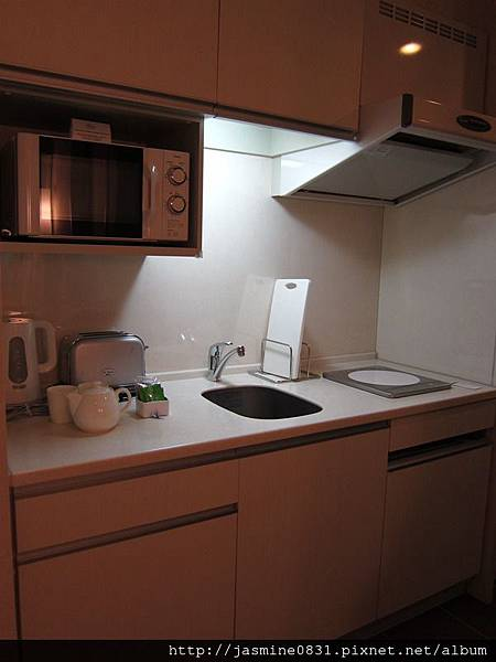 溫馨小廚房