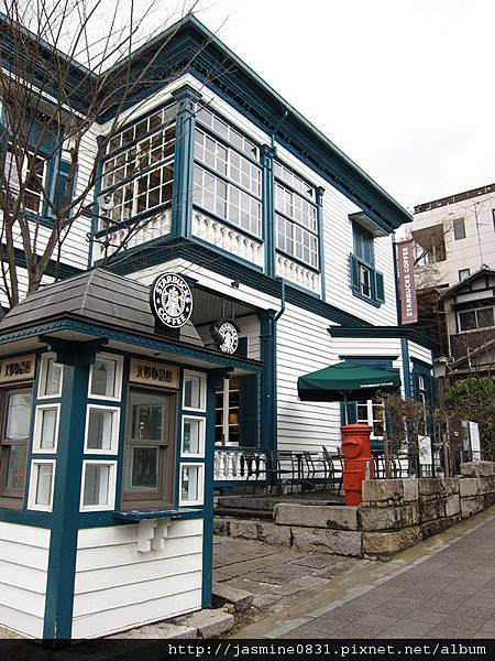 三宮的古蹟Starbucks