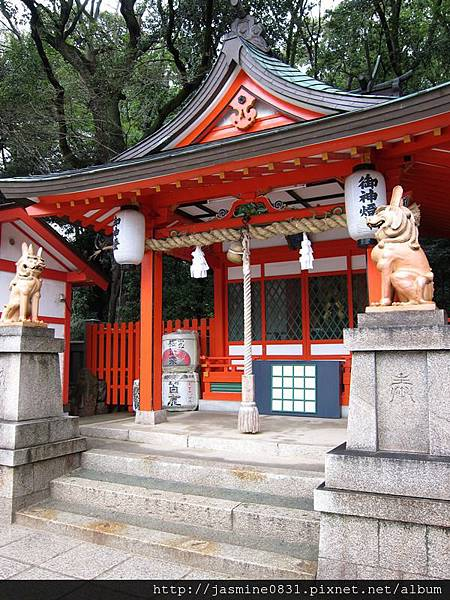 生田神社內其他的小神社