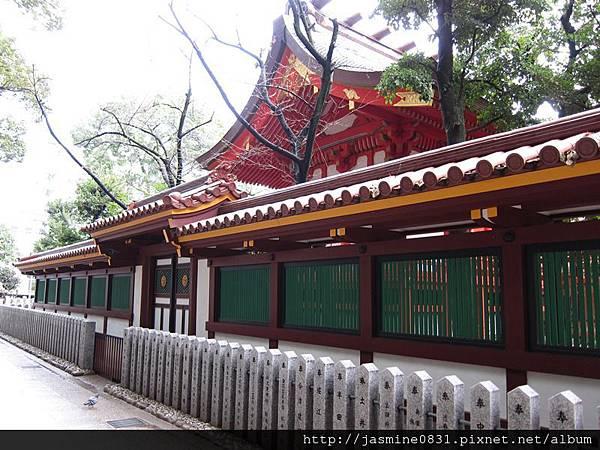 生田神社後院