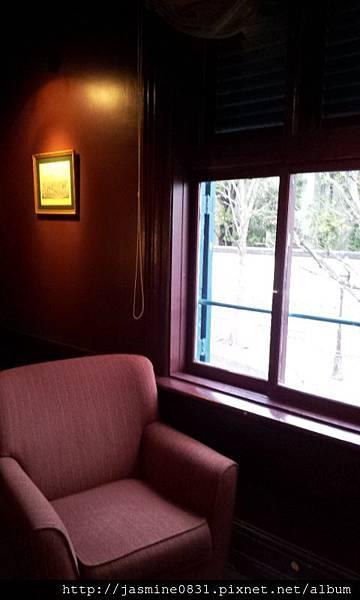 星巴克2F靠窗的舒服位置