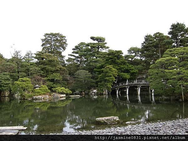 京都御所 - 御池庭