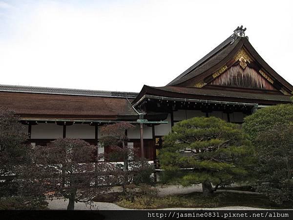 京都御所 - 御常御殿