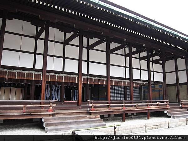 京都御所 - 清涼殿