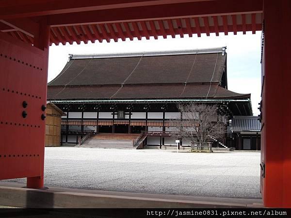 京都御所 - 紫宸殿