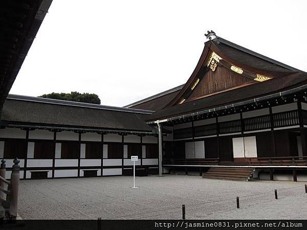 京都御所 - 僦鞠庭