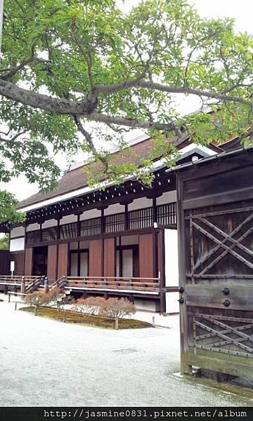 京都御所內 (4)
