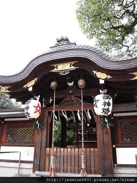 晴明神社內 (3)