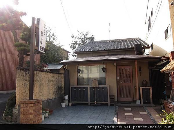 去清水寺的街道 可愛的日式小屋