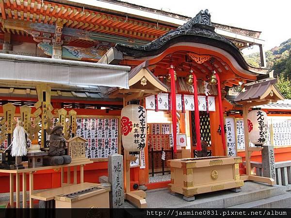 地主神社 (2)