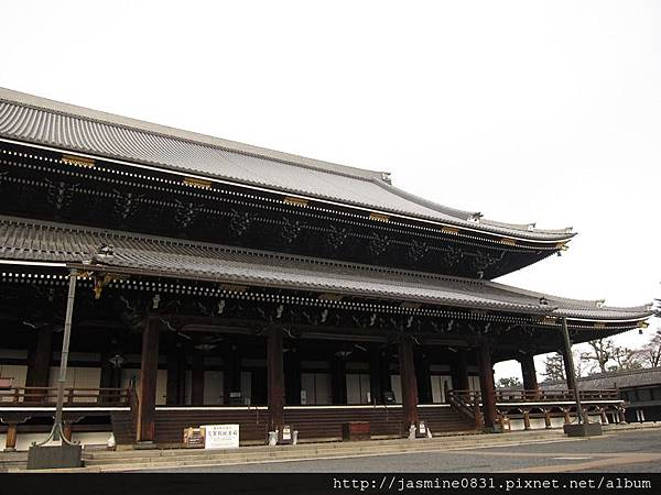 東本願寺正殿