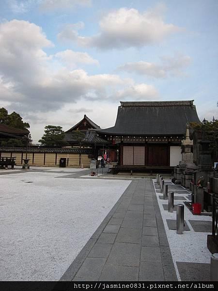 東寺內景 (2)