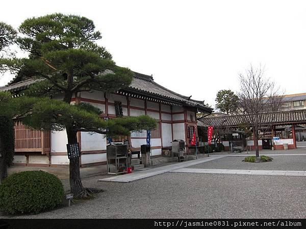 東寺內景 (3)