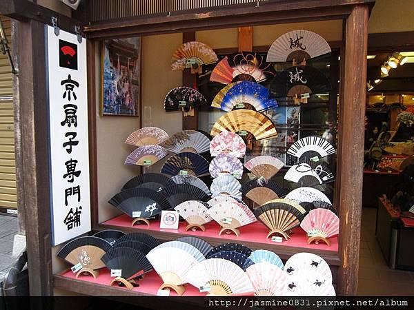 清水寺扇子商店