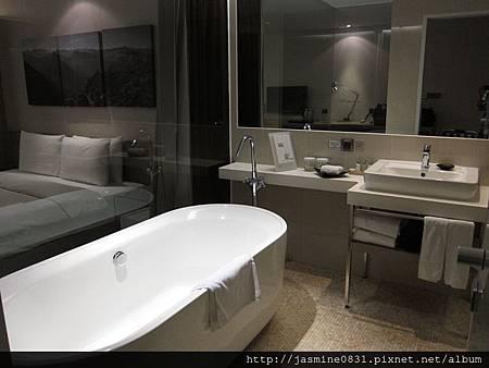 文創慢活之嘉義商旅 夢想中的浴缸