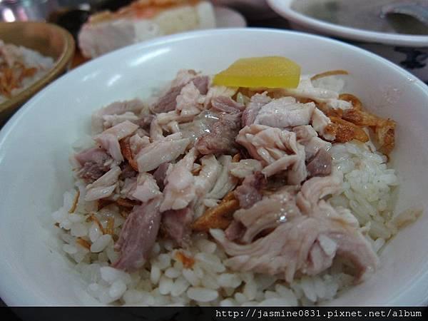 正港的劉里長雞肉飯