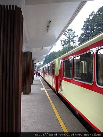 奮起湖復古火車