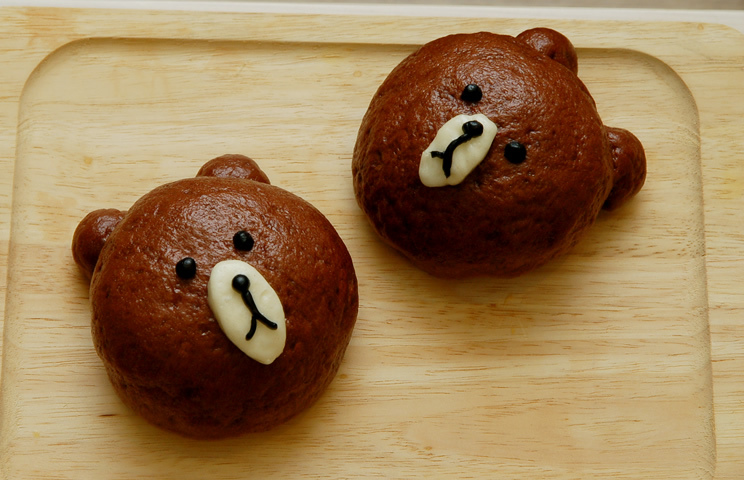 熊大饅頭01
