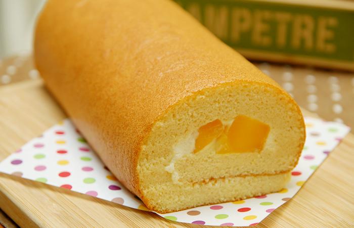 芒果蛋糕捲20160723