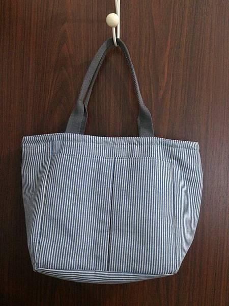 直紋蝴蝶包 (2)