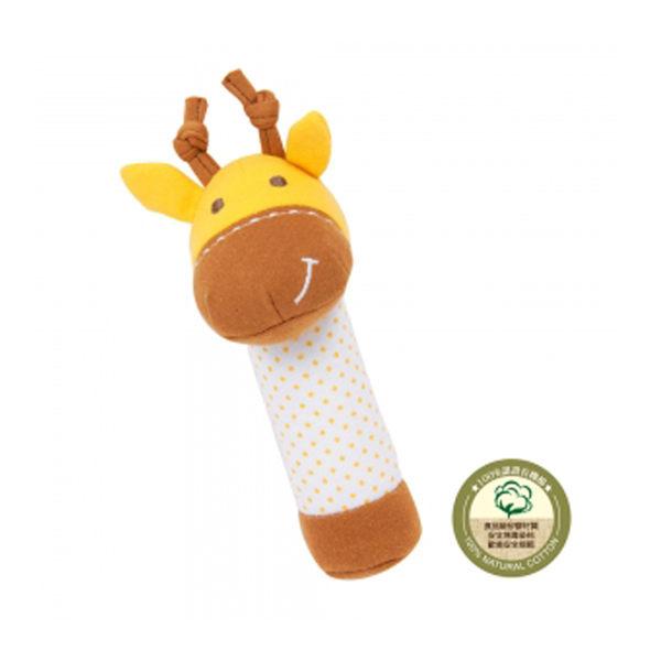 加拿大 Marcus %26; Marcus動物樂園有機棉手搖鈴安撫玩偶 長頸鹿.jpg