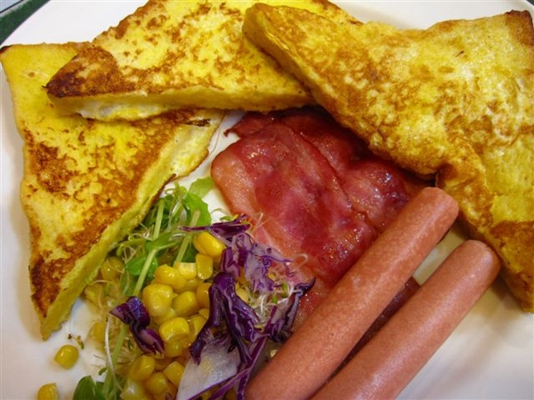 早餐~歐式營養餐
