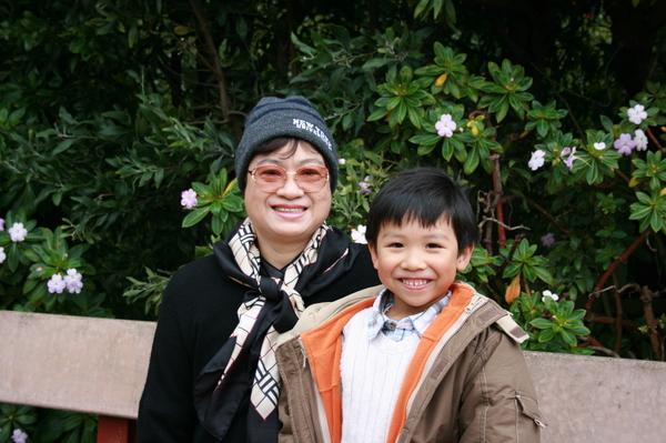grandma & Kaikai