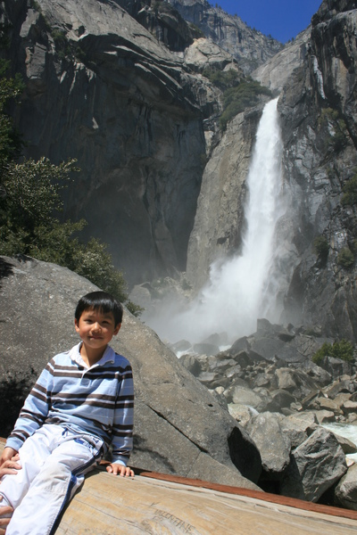 Yosemite Fall-Low