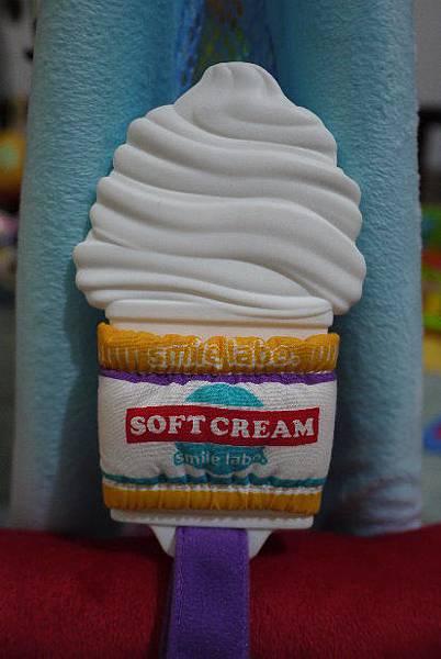 COMBI冰淇淋固齒器