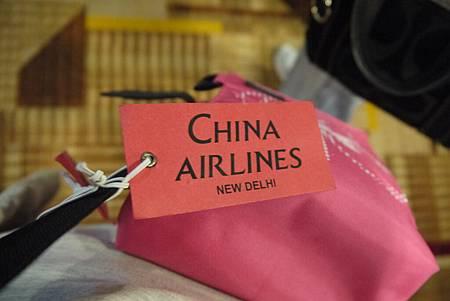 新德里機場轉機證