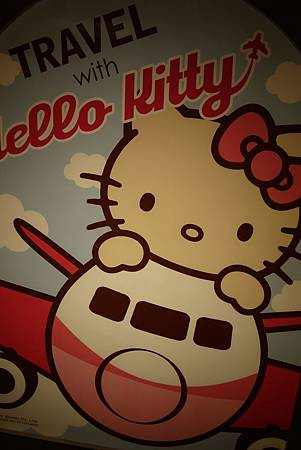 Travel with Hello Kitty