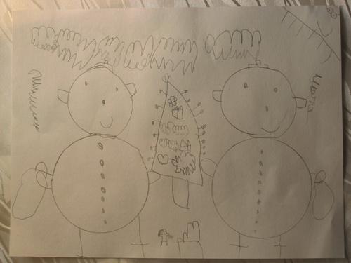 990402-女勻畫的雪人.JPG