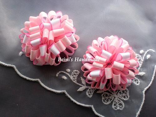 粉紅繡球花