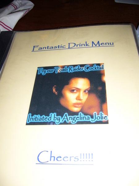 菜單還放照片呢