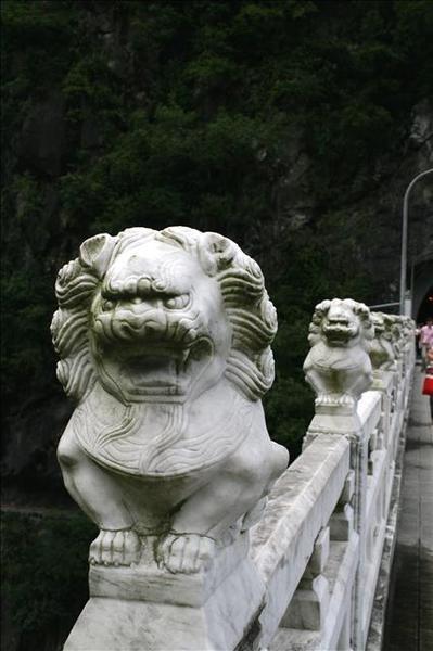 正常版石獅子