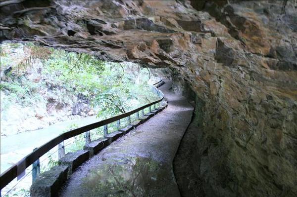 卡噹步道,又名神秘谷步道