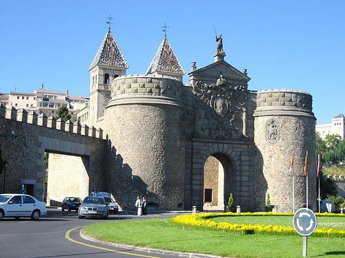 西班牙托雷多的城門.jpg